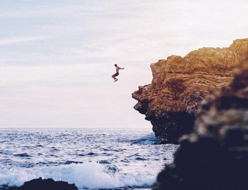 """Risiko eingehen: Warum du """"All In"""" für deine Träume gehen solltest"""